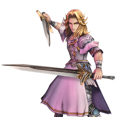 Antonius's full character model