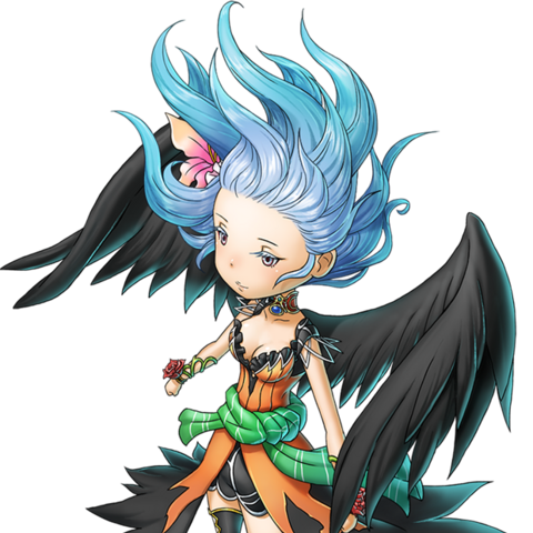 Awoken Rocbouquet from the Heaven Strike Rivals x Romancing SaGa 2 collaboration event
