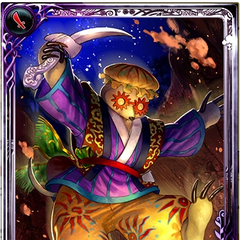 Artwork of Bruni in Imperial SaGa.
