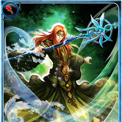 Artwork of Gemini in Imperial SaGa.
