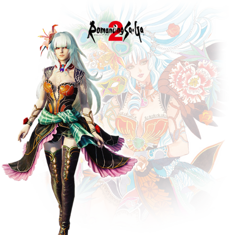 Rocbouquet from the Dragon's Dogma Online x Romancing SaGa 2 collaboration event