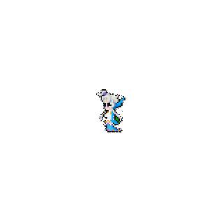 Sprite of Sasha from the Playstation and Steam achievements