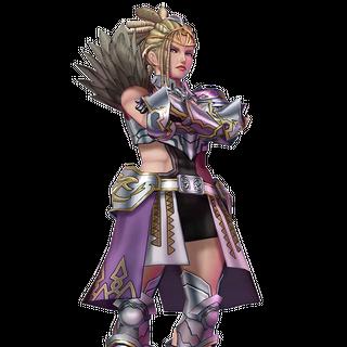 Irene's full character model