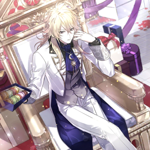 The Final Emperor's SS rank special valentine art