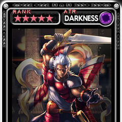 Noel's art from Square Enix's mobile TCG: Guardian Cross