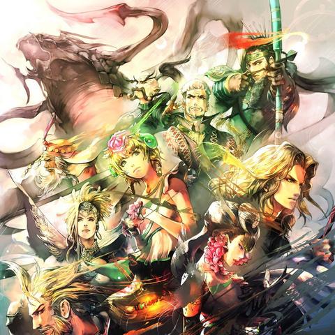 Artwork featuring Mondo by Kuramochi (倉持論).