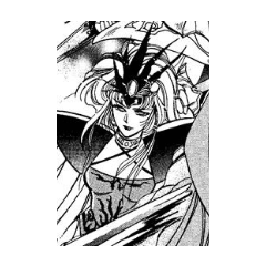 Rocbouquet as depicted in the Romancing SaGa 2 manga