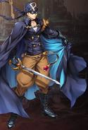 Robin (Imperial SaGa x Crystal of ReUnion)