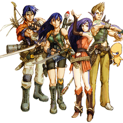 WonderSwan group artwork