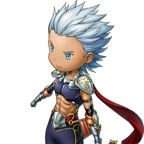 Noel from the Heaven Strike Rivals x Romancing SaGa 2 collaboration event