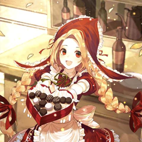 Cordelia's S rank special valentine artwork