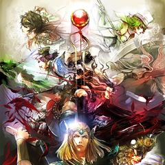 Artwork featuring Aslana by Kuramochi.