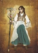 Sarah - Risa Nīgaki (Romancing SaGa The Stage)