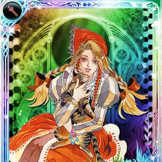 Shin Emperor Cordelia card.