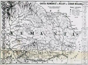 Rumânia văzută de Cezar Bolliac