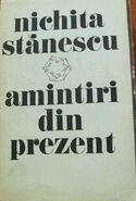 Nichitastanescu amintiridinprezent
