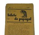 Bilete de papagal