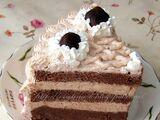Chestnut Layered Cake