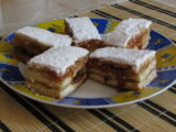 Cake with Apricot Marmalade