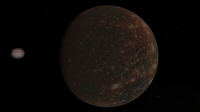 Callisto SpaceEngine