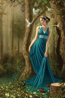 Persephone Goddess