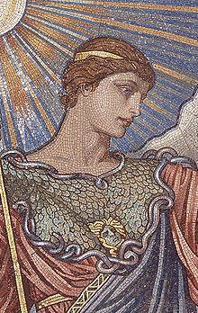 Minerva Goddess
