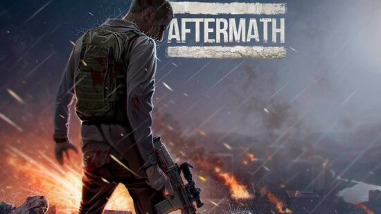 Romeros Aftermath Cover