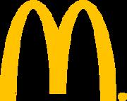 McDonald's Golden Arches svg