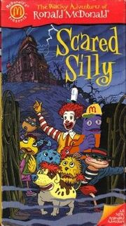 The Wacky Adventures of Ronald Mconald Scared Silly