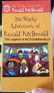 The legend of mcdonaldland loch