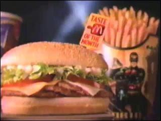 Hero Sandwich Super Hero Burger | Mc...