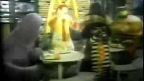 Mcdonald's breakfast commercial 1970s