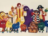 List of McDonald's characters