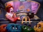 Ronald McDonald and Fry Kids