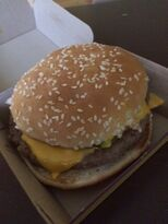 A third quarter pounder