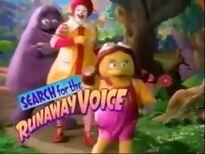 Grimace voice