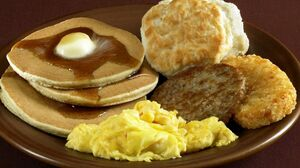 Deluxe Big Breakfast