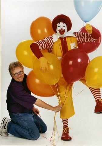 File:Ronald McDonald and Rich Seidelman.jpg