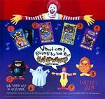 McDonaldland Haloween 1995