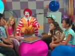 Ronald & the McKids