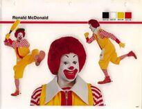Ronald McDonald Jumpsuit 2