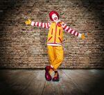 Ronald McDonald 2014 look