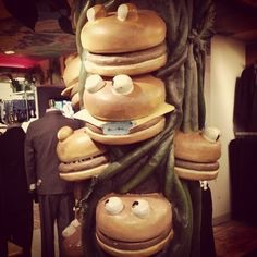 Hamburger Patch Tree