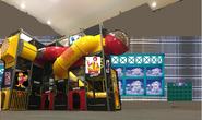 Inside of PlayPlace of Nassau Park Pavilion McDonald's