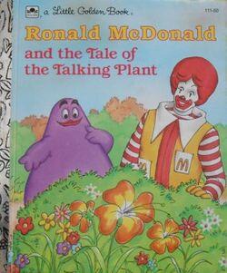 Tale of Talking Plant