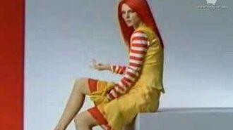 JP McDonalds Commercial Tomato McGrand