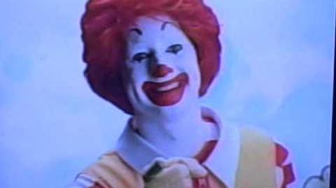 September 2001 McDonald's Happy Meal TV commercial - DivaStarz toys for girls