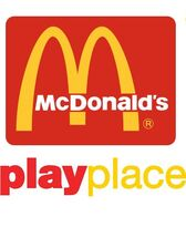 McDonald's PlayPlace logo 1996