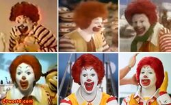Ronald Actors