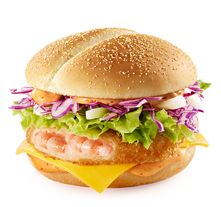 Spicy shrimp burger mcdonald 39 s wiki fandom powered by for How many calories in a mcdonald s fish sandwich